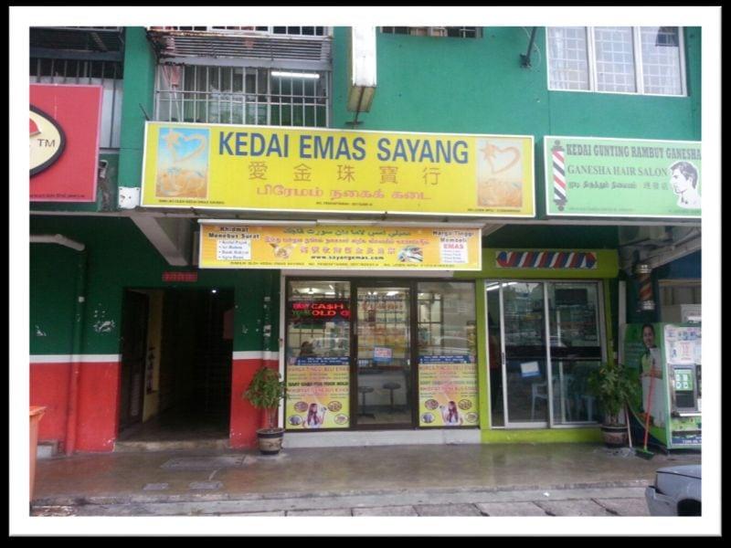 About - Kedai Emas Sayang