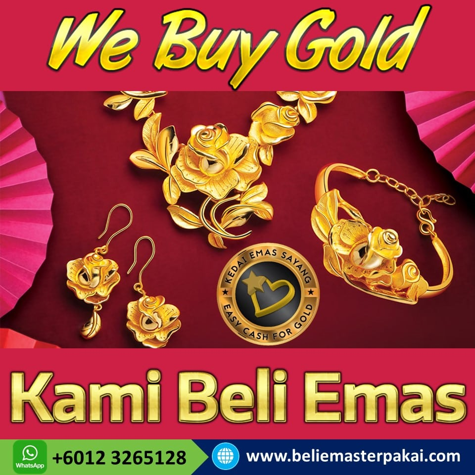 Cash For Gold Bangsar