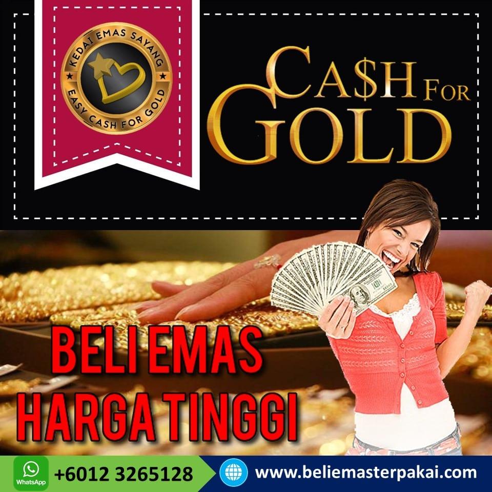 Kedai Emas Sri Petaling– Jual Beli Emas dan Surat Pajak Harga Tinggi