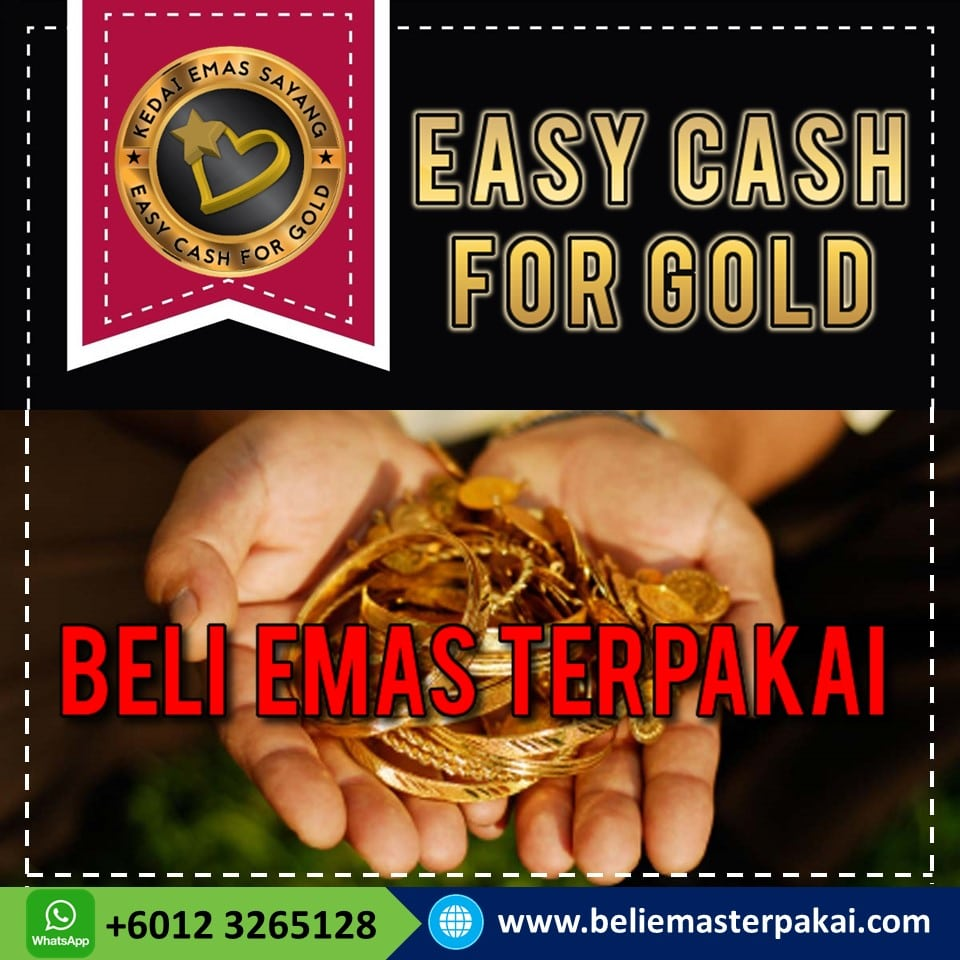 Cash For Gold Taman Sri Serdang