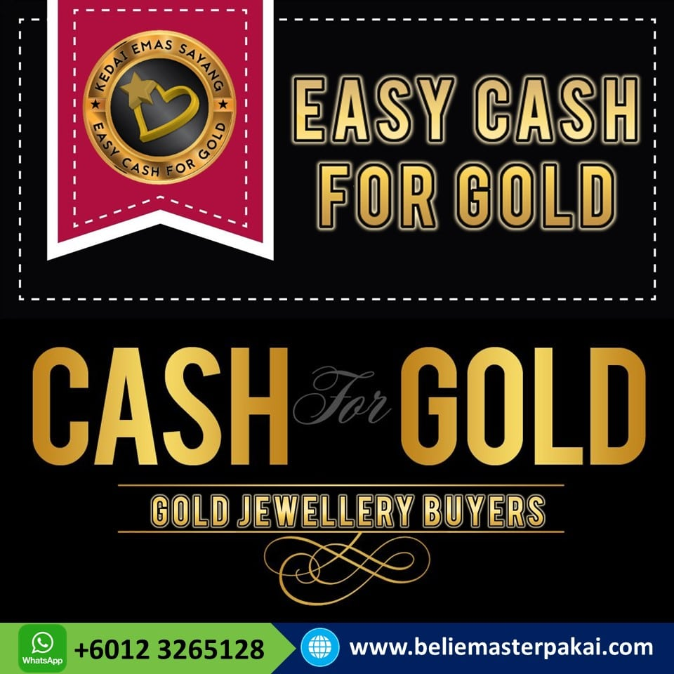 Cash For Gold BANDAR MAHKOTA CHERAS