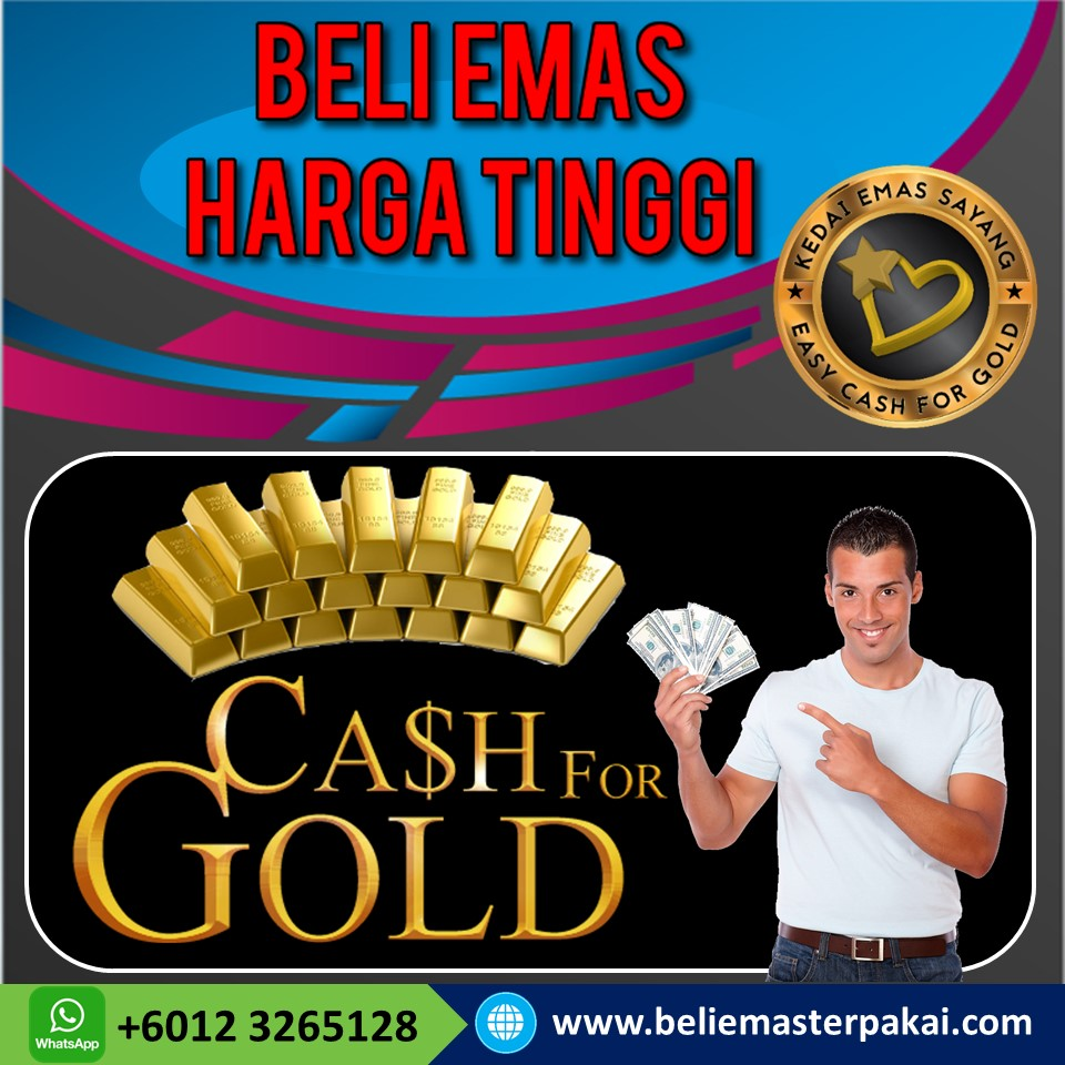 Sell Buy Gold Kepong
