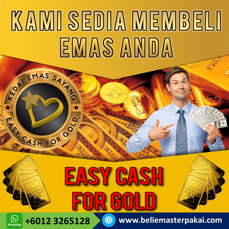 Buy Sell Gold Setapak