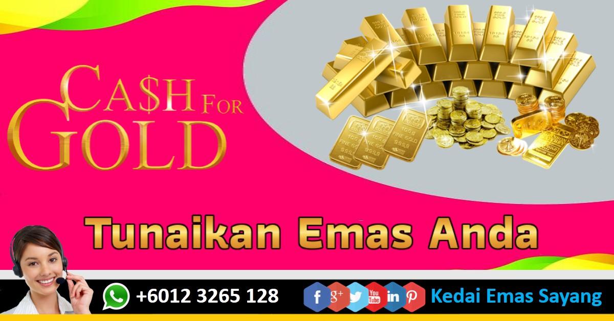 Beli emas